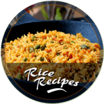 Rice Recipes for pc logo