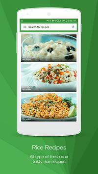 Rice Recipes PC screenshot 1