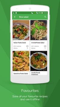 Rice Recipes PC screenshot 3