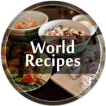All free Recipes : World Cuisines icon