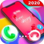 Cool Call Screen-Birthday Theme icon