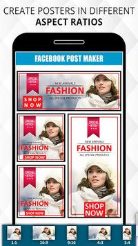 Post Maker for Social Media pc screenshot 1
