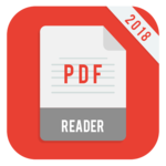 PDF Reader, Viewer 2018 for pc logo