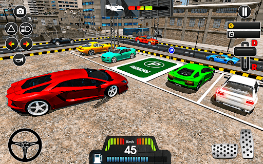 Car Parking Games Lambo Driving 2020:  Car Game 🚘 pc screenshot 1