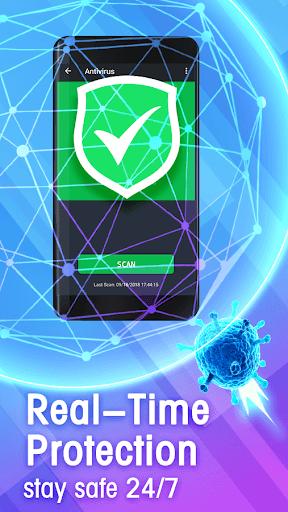 Antivirus Free 2021 - Virus Cleaner PC screenshot 2