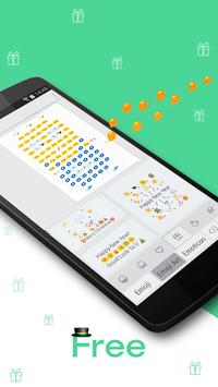 TouchPal Emoji&Color Smiley pc screenshot 1