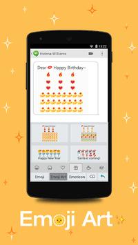 TouchPal Emoji&Color Smiley pc screenshot 2