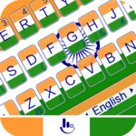 Indian Independence Day Keyboard Theme icon