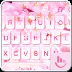 Sakura Snow Keyboard Theme icon