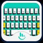 TouchPal Pop Art Aqua Theme icon
