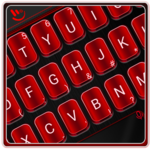 Red Metal Keyboard Theme icon