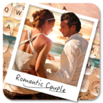 Love Romantic Couple Keyboard Theme icon