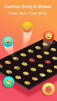 TouchPal Keyboard-Cute Emoji,theme, sticker, GIFs pc screenshot 1