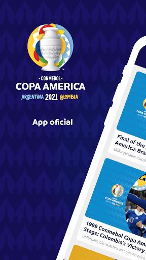 Copa América Oficial PC screenshot 1