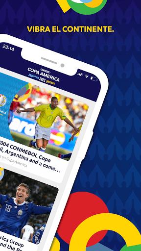 Copa América Oficial PC screenshot 2