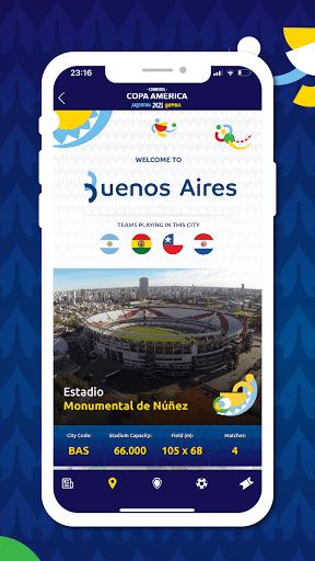 Copa América Oficial PC screenshot 3