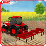 Forage Tractor Farmer Simulator icon