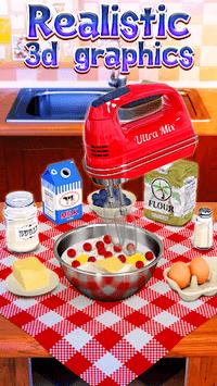 Cupcake Maker Salon pc screenshot 1