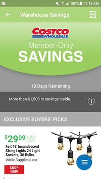 Costco Wholesale pc screenshot 2