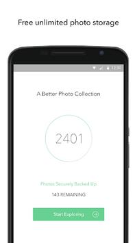 Shoebox - Photo Storage and Cloud Backup pc screenshot 1