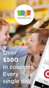 Coupons.com – Grocery Coupons & Cash Back Savings pc screenshot 1