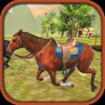 Cowboy Horse Racing Simulator - World Championship icon