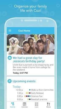 Cozi Family Organizer pc screenshot 1