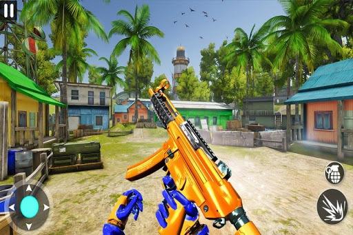 Counter Terrorist Robot Game: Robot Shooting Games PC screenshot 1