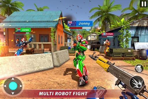 Counter Terrorist Robot Game: Robot Shooting Games PC screenshot 2