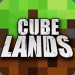 Cube Lands - Exploration icon