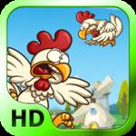 Crazy Chicken Escape icon