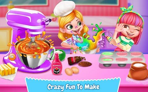 Cupcake Maker! Rainbow Chef pc screenshot 1