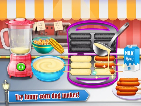 Street Food pc screenshot 1