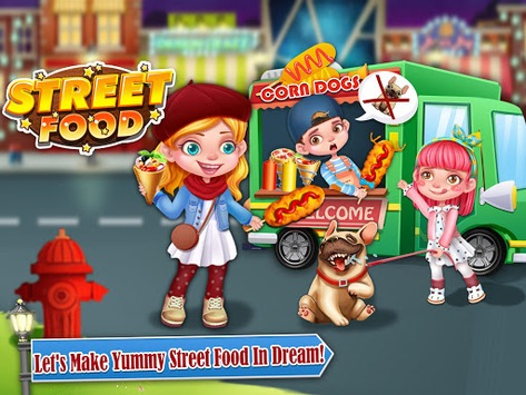 Street Food pc screenshot 2