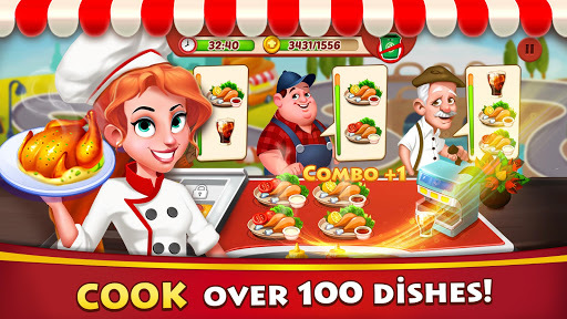 Cooking Grace - A Fun Kitchen Game for World Chefs pc screenshot 1