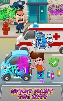 City Vandal - Spray & Run pc screenshot 1