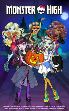 Monster High™ Beauty Shop: Fangtastic Fashion Game pc screenshot 1