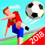 Soccer Hero - Endless Football Run icon