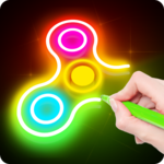 Draw Finger Spinner icon