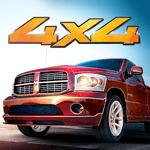 Drag Racing 4x4 for pc logo