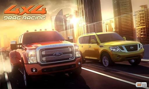 Drag Racing 4x4 pc screenshot 1