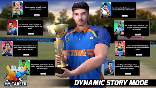 World Cricket Battle - 2P Multiplayer & My Career pc screenshot 1