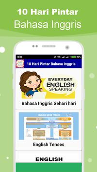 10 Smart Days of English pc screenshot 1