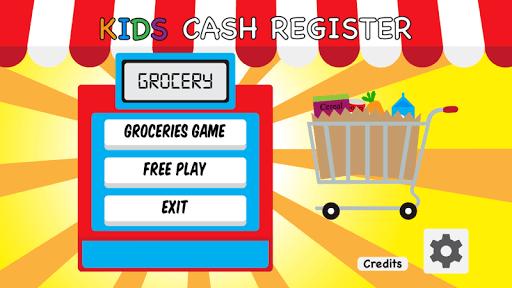 Kids Cash Register Grocery Free pc screenshot 1