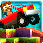 Blocky Roads for pc logo
