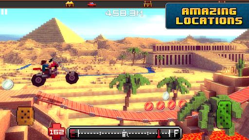 Blocky Roads pc screenshot 1