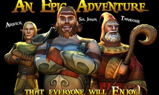 Evertales Zero PC screenshot 1