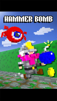 Hammer Bomb - Creepy Dungeons! pc screenshot 1