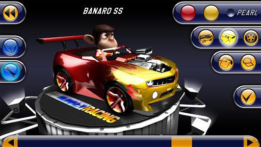 Monkey Racing Free pc screenshot 2