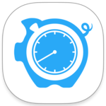 HoursTracker: Time tracking for hourly work for pc logo
